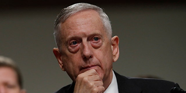 "Defense Secretary Jim Mattis said the NBC report was ""erroneous"" and ""irresponsible."""