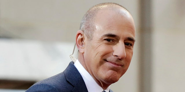 "Matt Lauer was fired from ""Today"" in November after multiple reports of sexual assault and harassment."