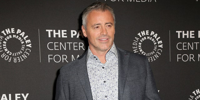"Matt LeBlanc recalled a ""weird"" moment that happened to him while he starred in ""Friends."""