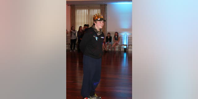 """Max Bedard was crowned """"King"""" of his very own dance."""