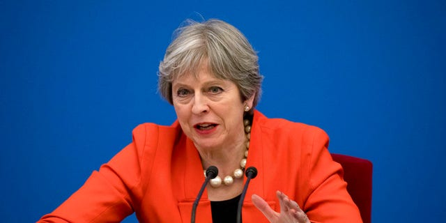 Prime Minister Theresa May is under pressure over her handling of Brexit.