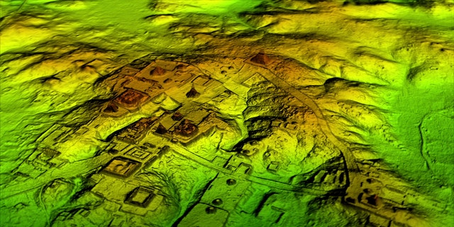 Experts harnessed sophisticated remote sensing technology