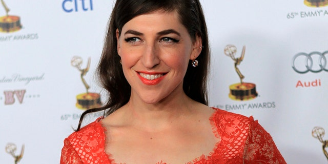 Mayim Bialik opened up about her new series 'Call Me Kat.'