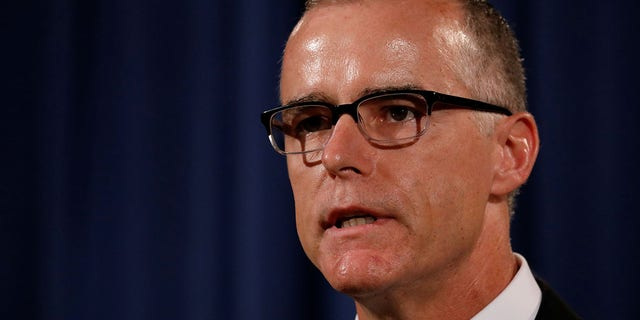 Former Deputy FBI Director Andrew McCabe reportedly sat on Hillary Clinton emails in the weeks leading up to the election.