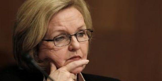 FILE: U.S. Sen. Claire McCaskill, D-Mo.