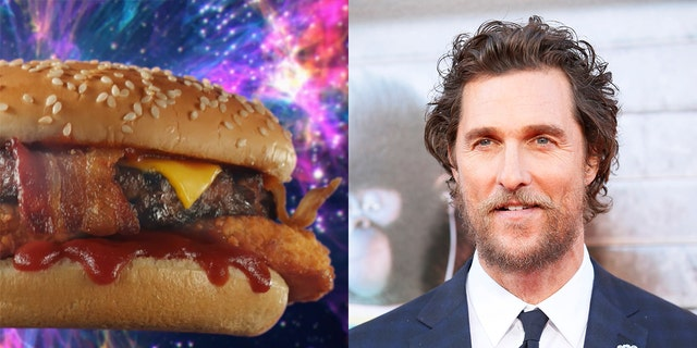 """Matthew McConaughey provides the voice for Carl's Jr.'s new """"Call of Carl's"""" campaign."""