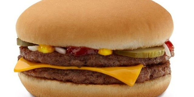 Debbie and Hans Wirth ordered a double cheeseburger at the Golden Arches drive-thru and found a nasty surprise.