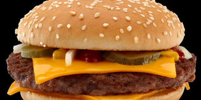 McDonald's said Monday that is launching three new Quarter Pounders, one with bacon and cheddar, another with lettuce, tomato and onion, and a third with habanero ranch sauce.
