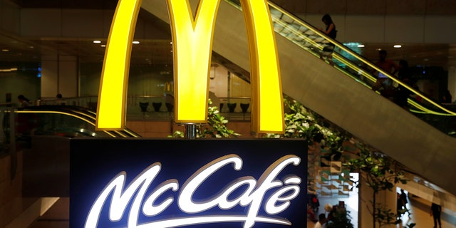 In the minute and a half long video, a man is seen standing at the cash register and shouting at two McDonald's employees at the Hougang Mall outlet in Singapore.