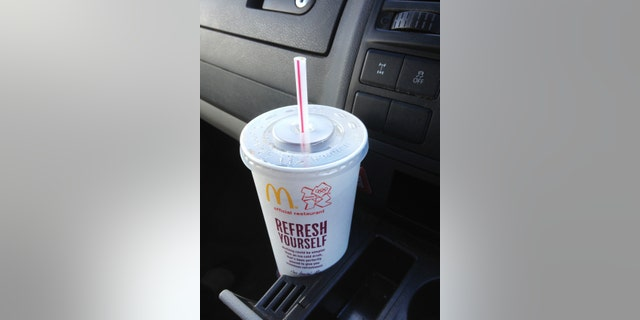 Paul Pomroy, the chief executive officer for McDonald's U.K., said the company plans to redesign its plastic drink lids next.