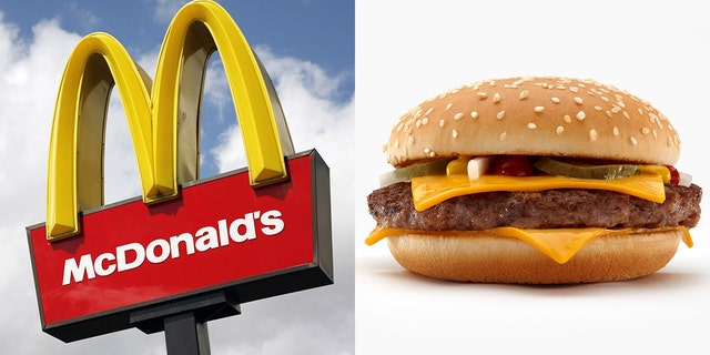Two people in Florida are suing McDonald's for charging them for unwanted cheese on their Quarter Pounders.