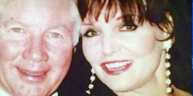 Tex McIver and wife Diane are seen in this undated photo.