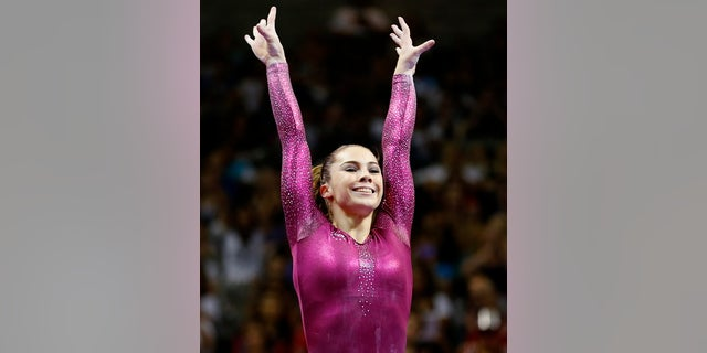 McKayla Maroney made a statement against Larry Nassar Thursday, Jan. 18, 2018.