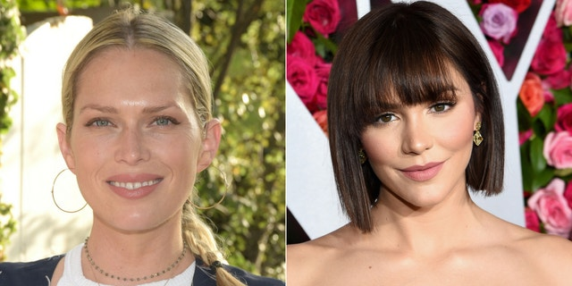 "Katharine McPhee joked to Erin Foster that ""mommy and daddy need alone time"" during her romantic trip with fiance David Foster."
