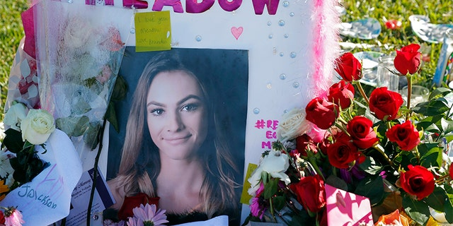 Meadow Pollack was one of the 17 victims who was killed in the Florida high school shooting.