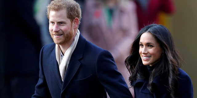 Prince Harry and Meghan Markle got engaged in November 2017.