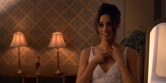 "Meghan Markle in ""Suits."""