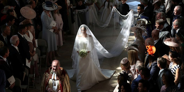 Meghan Markle married Prince Harry on May 19 at St. George's Chapel at Windsor Castle.