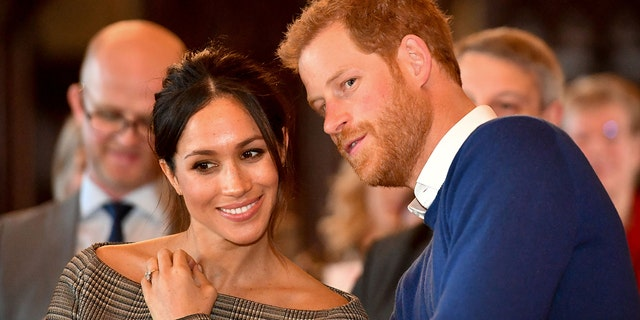 Meghan Markle and Prince Harry will marry on May 19 at St. George's Chapel at Windsor Castle.
