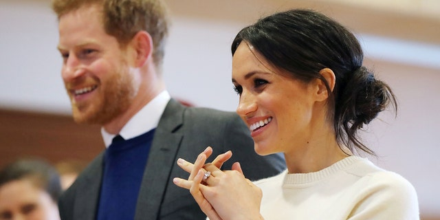 Meghan Markle and Prince Harry will wed on May 19.
