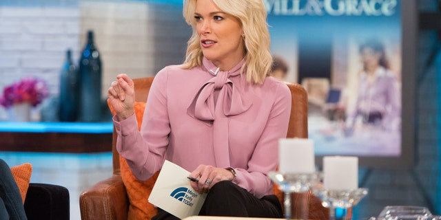 NBC's Megyn Kelly was accused of going soft on dictator Vladimir Putin when she interviewed him in June 2017.