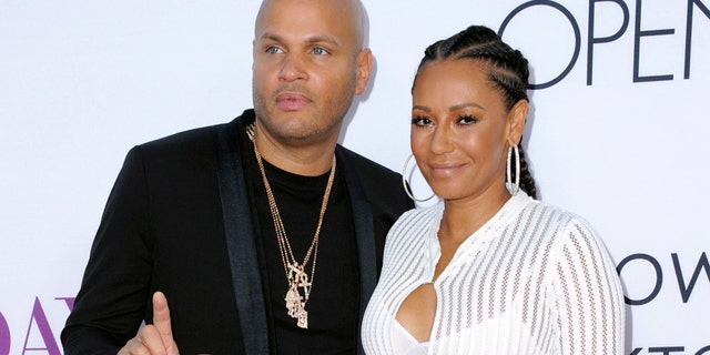 Mel B reportedly blocked from taking daughter to UK