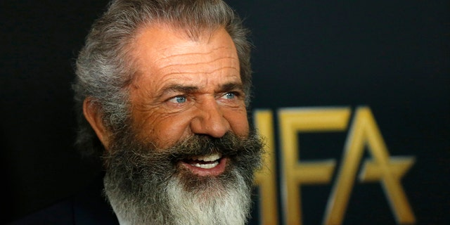 Mel Gibson hospitalised with Covid-19 earlier this year