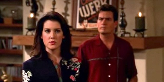 """Melanie Lynskey worked alongside Charlie Sheen in the CBS sitcom """"Two and a Half Men."""""""