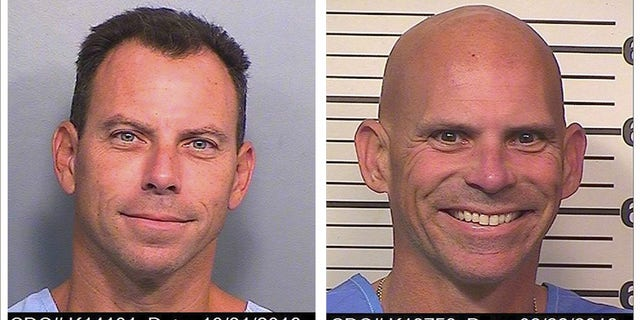 Erik Menendez, left, and Lyle Menendez are serving life sentences after being convicted of killing their parents.