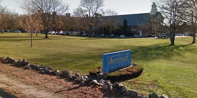Merrimack College, in North Andover, Massachusetts.