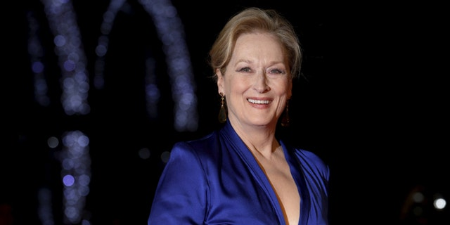 """Meryl Streep has a best actress nomination for her role in Steven Spielberg's """"The Post."""""""
