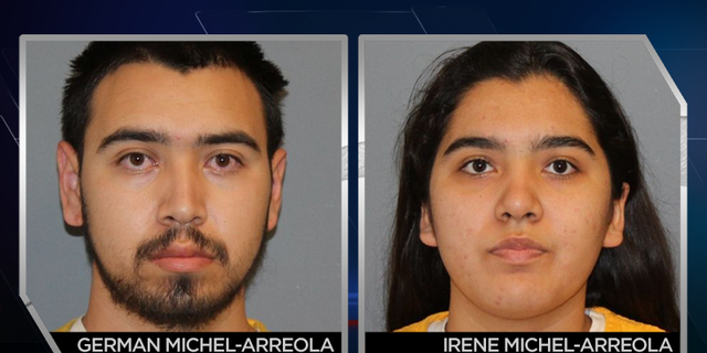 German Michel-Arreola and Irene Michel-Arreola face drug charges. (FOX31)