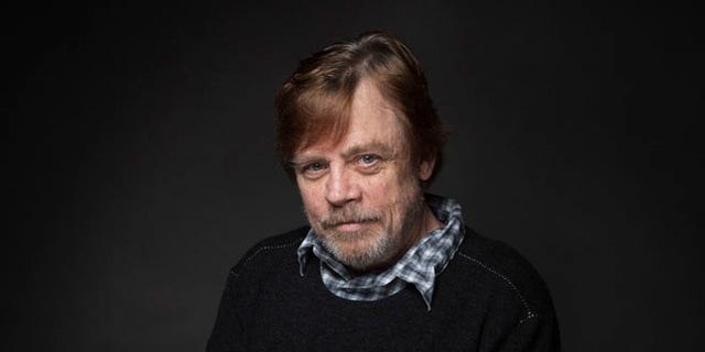 """Mark Hamill and Carrie Fisher have been honored as """"Legends"""" by Disney."""