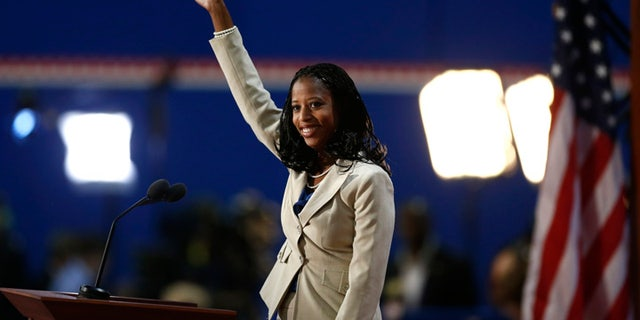 Rep. Mia Love, R-Utah, whose parents came from Haiti to the U.S., said the president's comments were divisive.