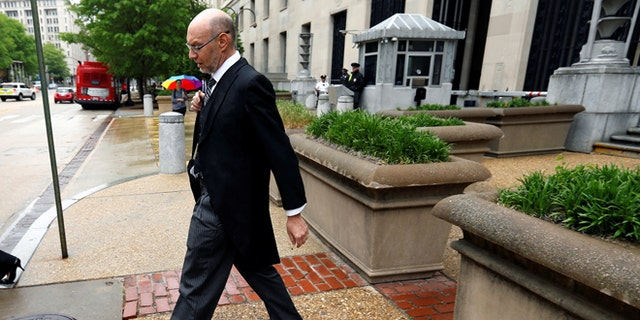 Michael Dreeben, seen at the Justice Department in this April 27, 2016, file photo, has landed a job at Georgetown after the Mueller probe.?