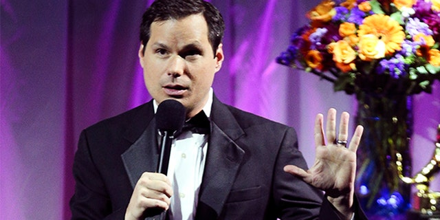 Michael Ian Black cracked a joke about the incident.