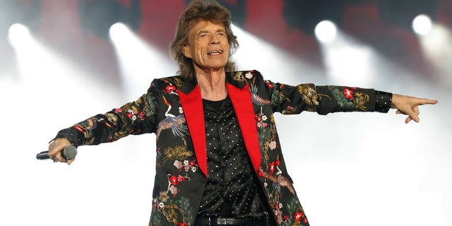 """Mick Jagger said President Trump's use of the Rolling Stones ballad """"You Can't Always Get What You Want"""" during his campaign was """"a funny song"""" for a """"play-out song."""""""