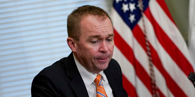 Former Freedom Caucus member Mick Mulvaney now leads the White House budget office.