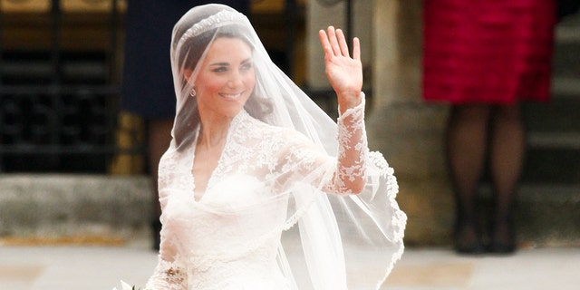 """Despite not being popular with American brides, Middleton's dress helped to re-popularize sleeves, which became """"more acceptable"""" for brides to wear after the royal wedding."""