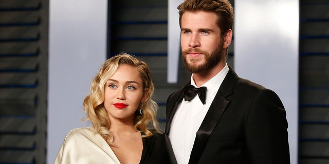 Westlake Legal Group miley-cyrus-liam-hemsworth-reuters-2018 Miley Cyrus 'disappointed' Liam Hemsworth filed for divorce: report Julius Young fox-news/person/miley-cyrus fox-news/entertainment/events/divorce fox news fnc/entertainment fnc article 7b31a2bf-470c-5634-9437-1adbdc6f8f4a