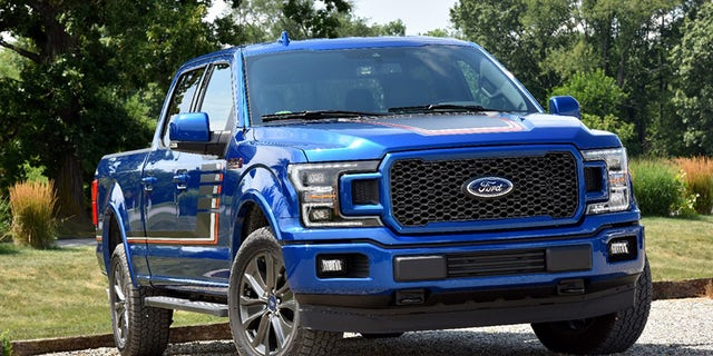 Ford often touts that the F-150 has a 'military grade' aluminum body.