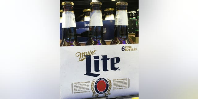 Budweiser no longer among America's top three beers