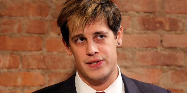 "Mogulof called Yiannopolos' (pictured) event ""the most expensive photo op in the university's history,"" which the administration said cost the school $800,000"