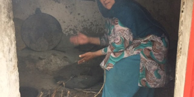 Miriam Panjshiri in Afghanistan's Panjshir Valley