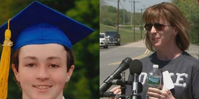 Nancy Doherty, mother of 20-year-old missing Duke University student Michael Doherty, desperately hopes her son will return home safe.