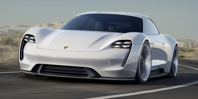 The Mission E concept offers a good idea of what the production car will look like when completed.