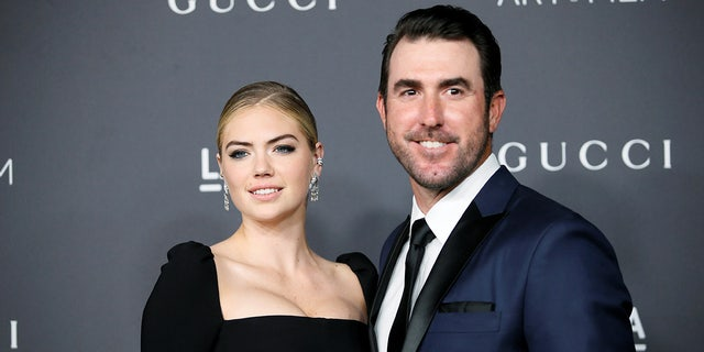 Kate Upton and her husband Justin Verlander welcomed a daughter named Genevieve in 2018.