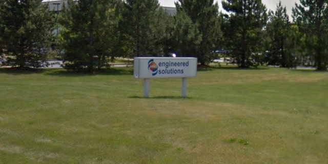 The unidentified woman worked for a company called MMI Engineered Solutions in Saline, Mich., according to the Ann Arbor News.