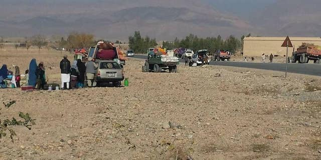Residents of Achin prepared to return to their homes after ISIS was cleared out by the MOAB blast.