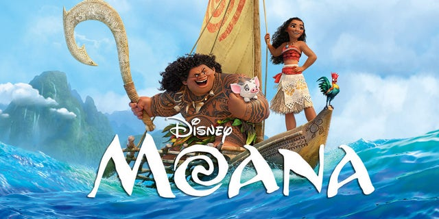 """""""Moana: The Songs"""" is nominated for best compilation soundtrack for visual media."""